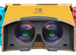 Nintendo Is Releasing A VR Headset For Switch