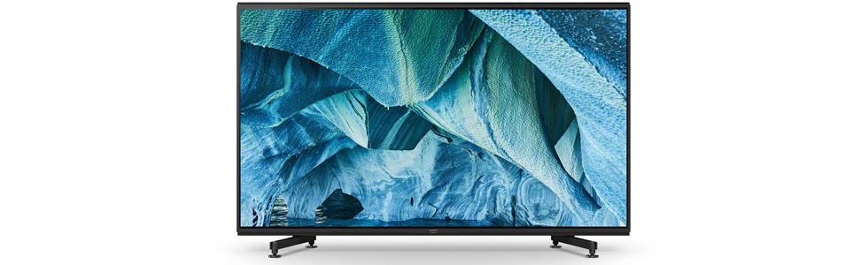 Sony Z9G/ZG9 series LED 8K High Dynamic Range (HDR) Smart TV
