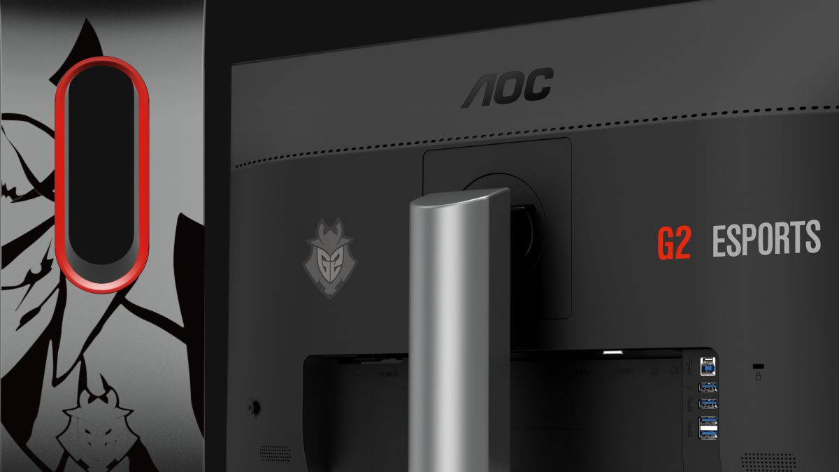 AOC announces the G2 Esport Signature Desktop Monitor G2590PX