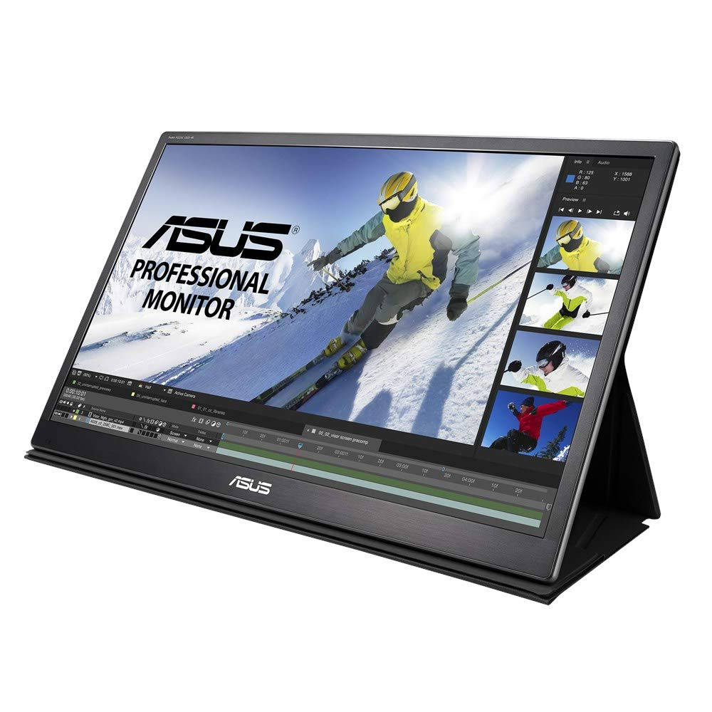 ProArt PQ22UC 4 K HDR OLED Portable Professional Monitor