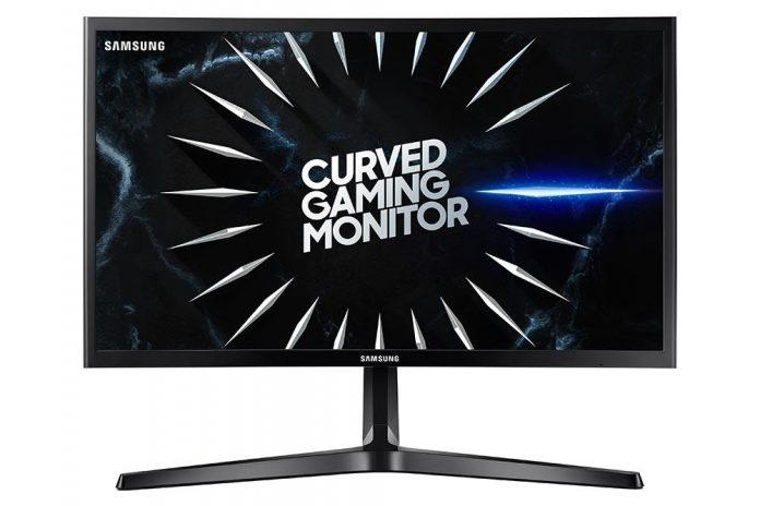 Samsung C24RG50 144 Hz Curved Gaming Monitor