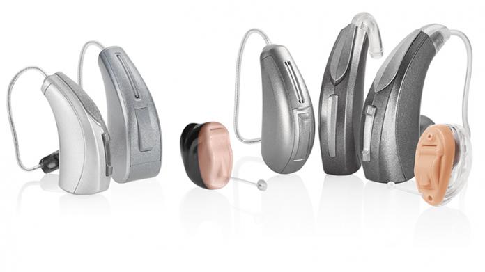 Smart hearing aids