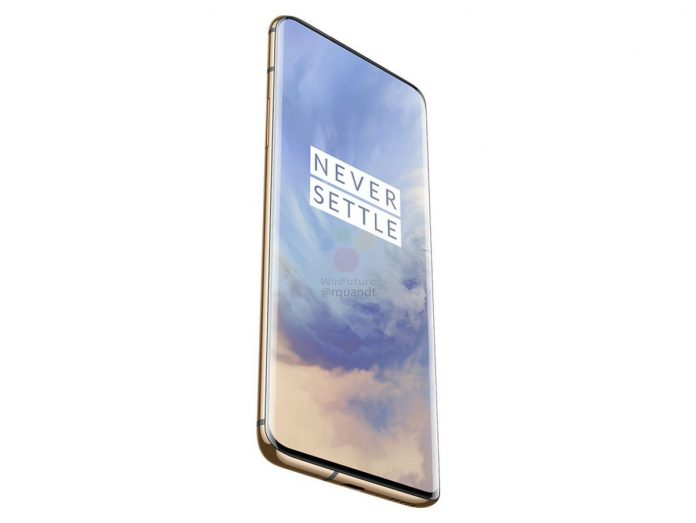 OnePlus confirms OnePlus 7 Pro has a 6.67-inch 90Hz notchless display