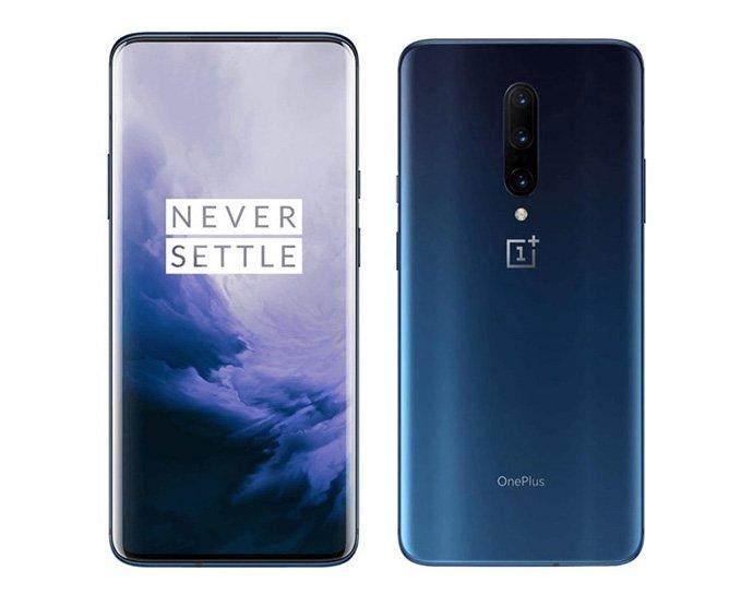 Oneplus 7 Pro blue