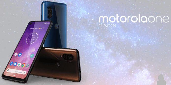 Motorola One Vision featured