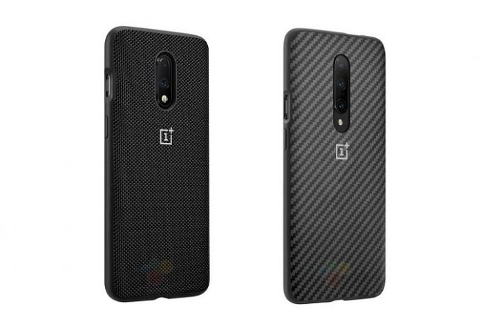 Official case renders for OnePlus 7 and OnePlus 7 Pro leaked