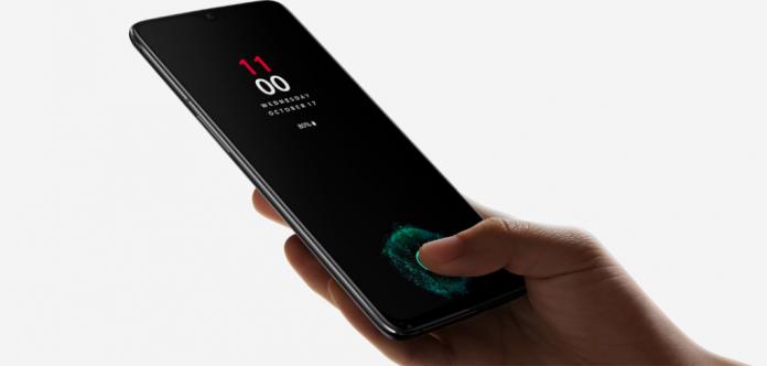 OnePlus 6T Fingerprint Sensor