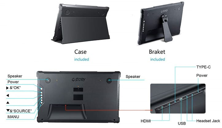 Best Portable Monitors For Laptops