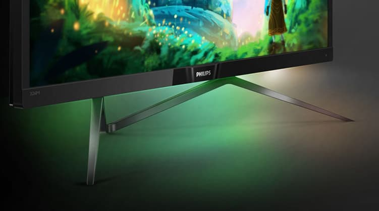 philips 436m6vbpab pc monitor with hdr
