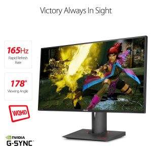 ASUS ROG Swift PG279QZ Gaming Monitor Review