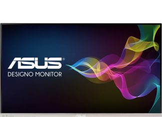 ASUS Designo MX27UCS Eye Care Monitor