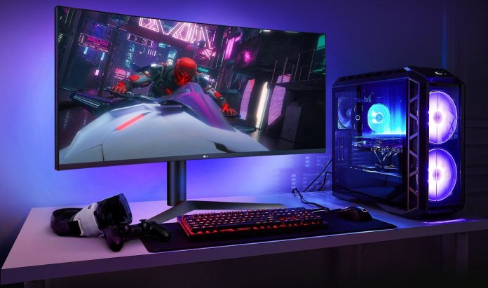 LG World's First One Millisecond IPS Gaming Monitor