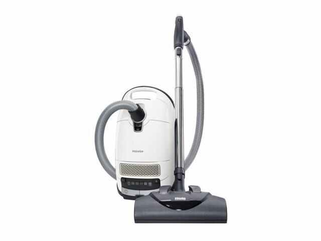 Miele C3 Cat & Dog Canister Vacuum