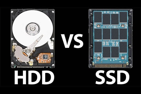 ssd or hdd for gaming