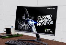 Samsung C27RG5 Gaming Monitor
