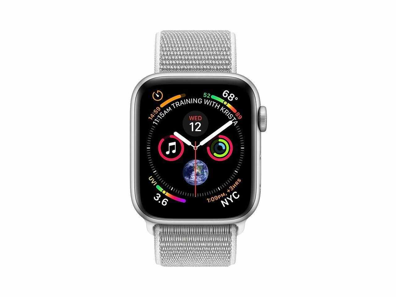 Apple Watch Series 4 The Best Smartwatch