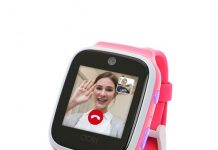 dokiPal smartwatch for kids 2