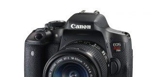Canon EOS Rebel T7i DSLR Camera Review