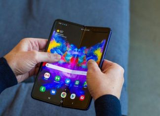 Samsung Working On Galaxy Fold Redesign