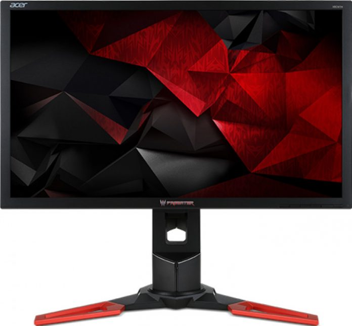 Acer Predator XB1 XB241H: Full HD NVIDIA G-Sync Monitor