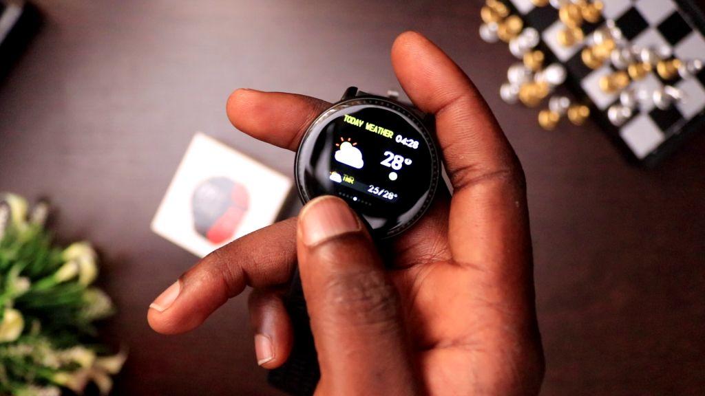 Umidigi Uwatch Display