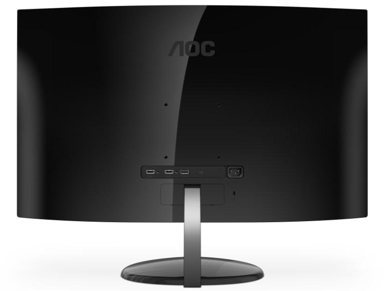 AOC CU32V3 Review: Curved 4K UHD Monitor