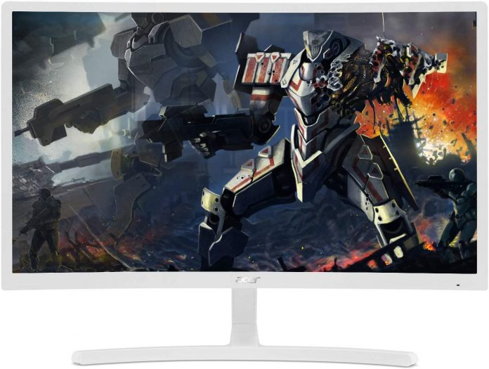 Acer ED322Q Awmidx: Curved LED Gaming Monitor